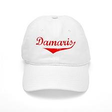 Damaris Vintage (Red) Baseball Cap