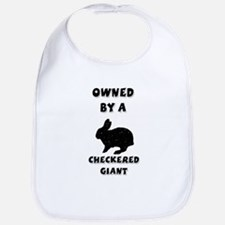 Owned by a Checkered Giant Bib
