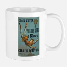 Winter Circus Mugs