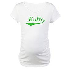 Halle Vintage (Green) Shirt