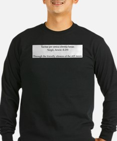 dianatextpages Long Sleeve T-Shirt