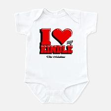 Amazon Kendal ~  Infant Bodysuit