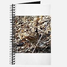 Camoflaged Ruffed Grouse Journal