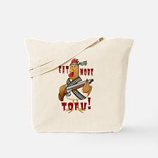 Eat More Tofu Tote Bag