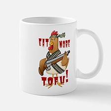 Eat More Tofu Mugs