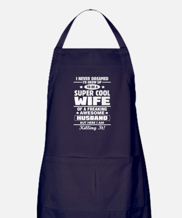 Super Cool Wife Of A Freaking Awesome Husband,Kill