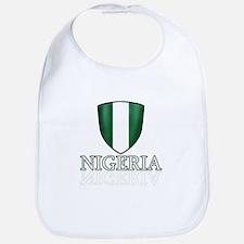 Nigerian shield designs Bib