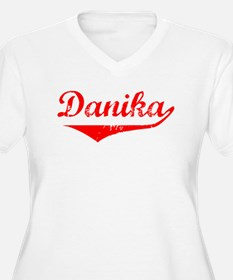 Danika Vintage (Red) T-Shirt
