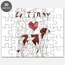 Geometric Brittney Puzzle