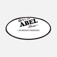 Cute Abel Patch