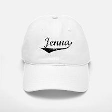 Jenna Vintage (Black) Baseball Baseball Cap