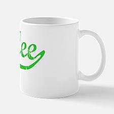 Haylee Vintage (Green) Mug