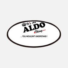 Unique Aldo Patch