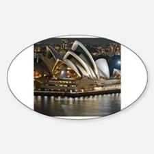 Sidney Opera House Decal