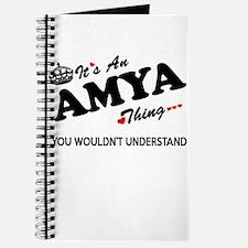 Unique Amya Journal
