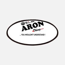 Unique Aron Patch