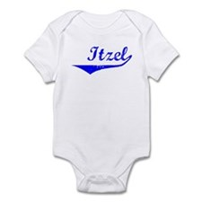 Itzel Vintage (Blue) Infant Bodysuit