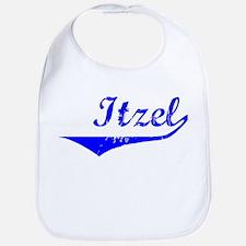 Itzel Vintage (Blue) Bib