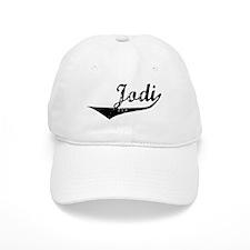 Jodi Vintage (Black) Baseball Cap