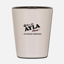 Cool Ayla Shot Glass