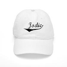 Jodie Vintage (Black) Baseball Cap