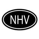 Nhv Bumper Stickers