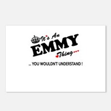Unique Emmy Postcards (Package of 8)