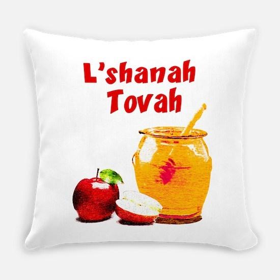 L'shanah Tovah Everyday Pillow