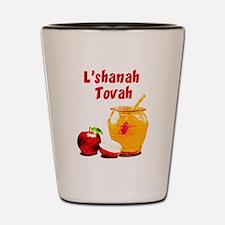 L'shanah Tovah Shot Glass