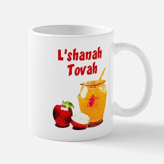 L'shanah Tovah Mugs