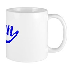 Jaelyn Vintage (Blue) Mug