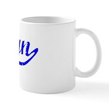 Jaidyn Vintage (Blue) Mug