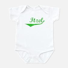 Itzel Vintage (Green) Infant Bodysuit
