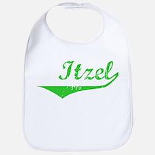 Itzel Vintage (Green) Bib