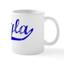 Jakayla Vintage (Blue) Mug