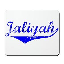 Jaliyah Vintage (Blue) Mousepad