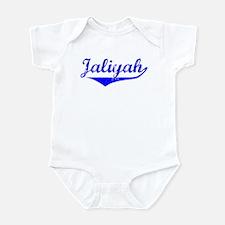 Jaliyah Vintage (Blue) Infant Bodysuit