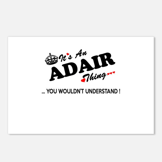 Unique Adair Postcards (Package of 8)