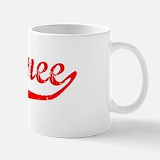 Destinee Vintage (Red) Mug