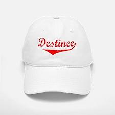 Destinee Vintage (Red) Baseball Baseball Cap