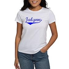 Jalynn Vintage (Blue) Tee