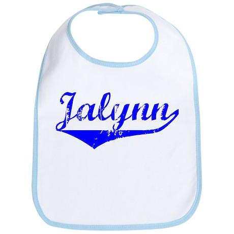 Jalynn Vintage (Blue) Bib