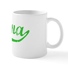 Iyanna Vintage (Green) Mug