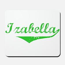 Izabella Vintage (Green) Mousepad