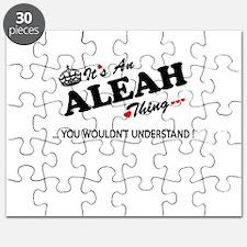 Cute Aleah Puzzle
