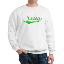 Jacey Vintage (Green) Sweater