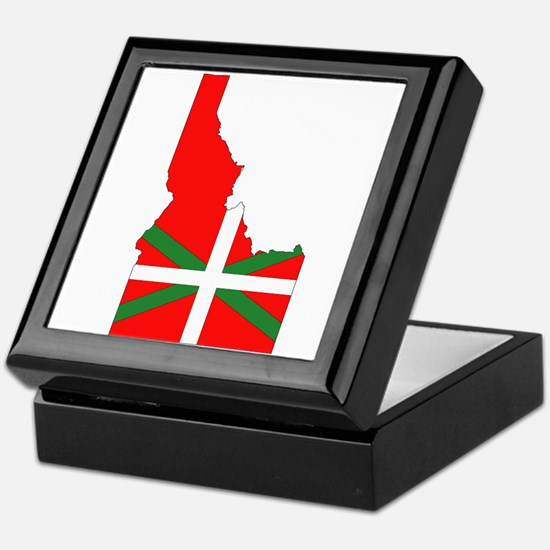 Idaho Basque Keepsake Box