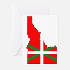 Idaho Basque Greeting Cards (Pk of 10)