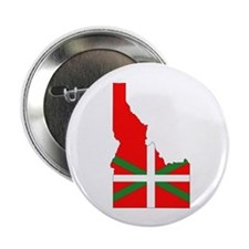 "Idaho Basque 2.25"" Button (10 pack)"