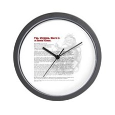 Virginia Wall Clock